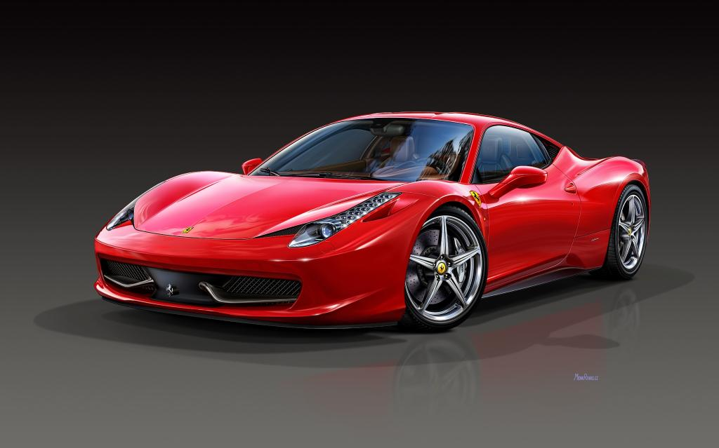 Revell - 07141 - Maquette - Ferrari 458 Italia: Amazon.fr