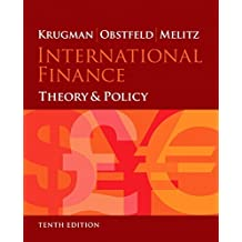 International Finance: Theory and Policy (10th Edition)
