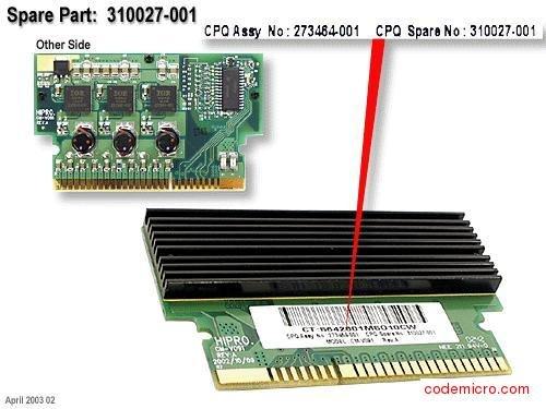 Workstation Xw6000 Hp - HP - Workstation xw6000 VRM