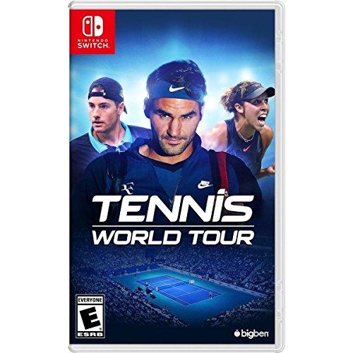 Tennis World Tour (Nintendo Switch) ()