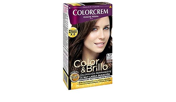 COLORCREM TINTE 6.37 CHOCOLATE AVEL: Amazon.es: Belleza