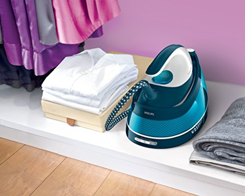 -[ Philips GC7805 PerfectCare Compact Steam Generator Iron with 250 g Steam Boost  ]-
