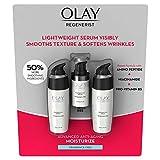 Olay Regenerist Regenerating Serum, Fragrance-Free (Total 3.9 Oz)
