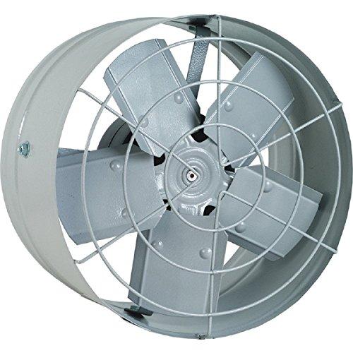 Ventilador Axial Exaustor Industrial, Ventisol, Preto 50cm