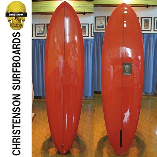 【高額売筋】 CHRISTENSON クリステンソン ファンボード B01MCULBJU サーフボード C-Bucket Salmon 6'9 Salmon Tint ポリッシュ仕上げ ツヤ有り ファンボード B01MCULBJU, 銘菓創庵 むか新:7adcb74d --- ciadaterra.com