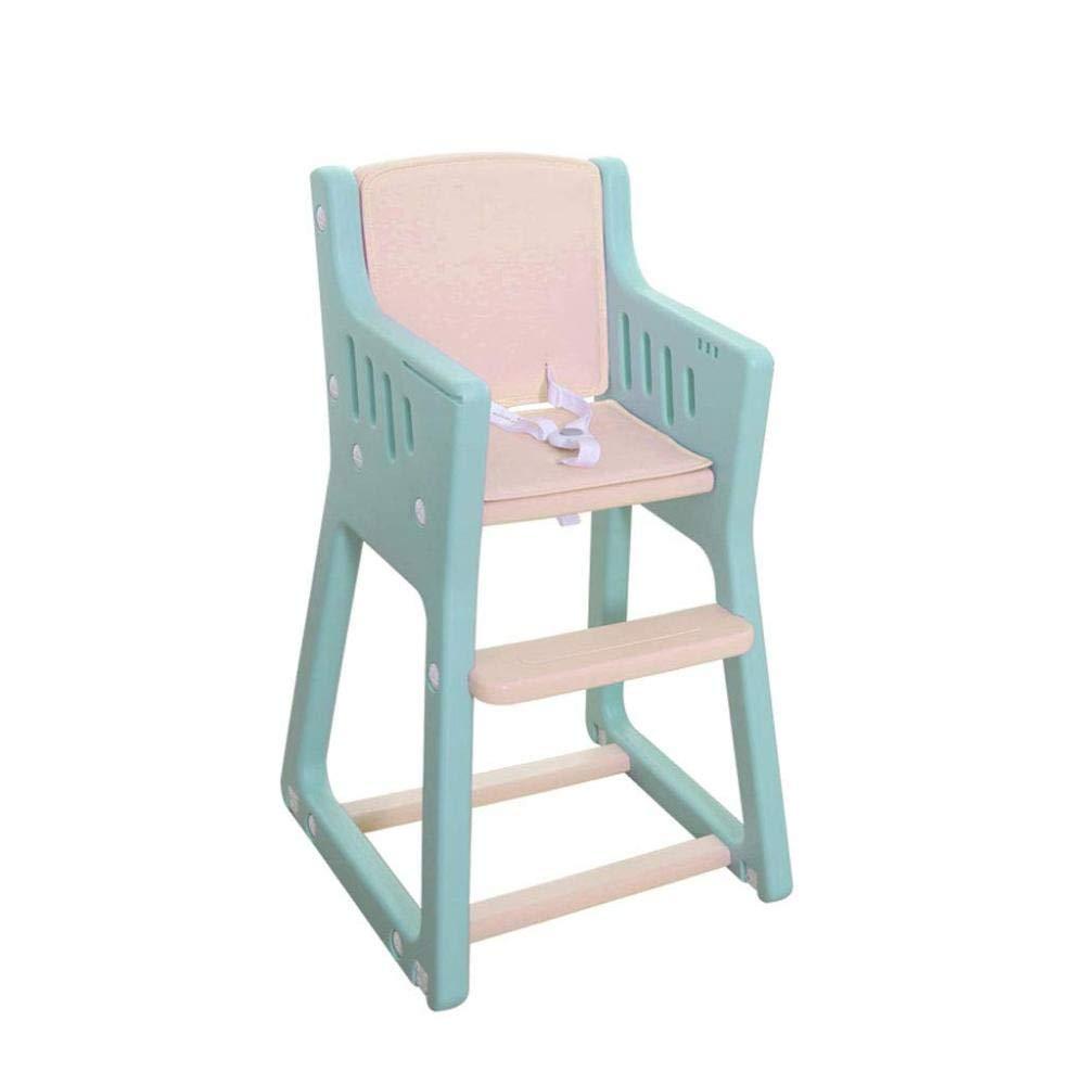 YANG Tavolo da Pranzo Regolabile per Due Persone Sedia da Pranzo per Bambini Tavolo e Sedie per Bambini Portatile Multifunzione,A,Taglia Unica