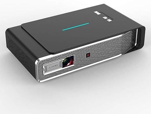 GWX Proyector Directo 3dwifi, Mini Proyector Inteligente De Sonido ...