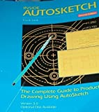img - for Inside Autosketch: A Guide to Productive Drawing Using Autosketch by Frank Lenk (1990-10-03) book / textbook / text book