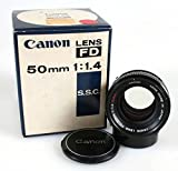 CANON 50MM F1.4 S.S.C. LENS FD MOUNT IN ORIG. BOX