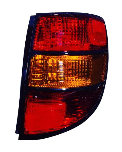 Taillight Pontiac Vibe Pontiac Vibe Taillights