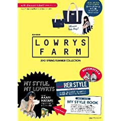 LOWRYS FARM 最新号 サムネイル