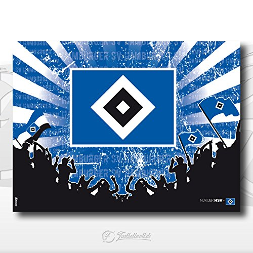 Wallpaper With Diamond And Black Hamburger Sv Hsv  Size Amazon Co Uk Sports Outdoors