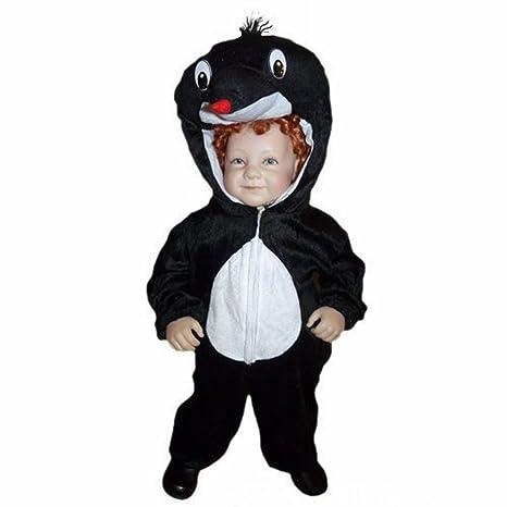 An47 Taglia 9-12M (74-80cm) Costume da Talpa Mole per bambini e ... d9849820a0f