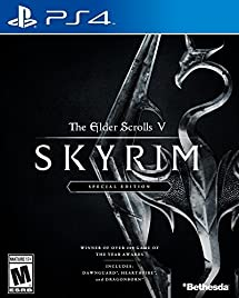 The Elder Scrolls V: Skyrim - Special Edition - PlayStation 4