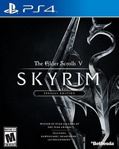 The Elder Scrolls V: Skyrim Special Edition - PlayStation 4