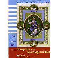 EuBit, Europäischer Bibelkurs interaktiv, 1 CD-ROM Evangelien und Apostelgeschichte. Multimedia-CD-ROM. Für Windows 95/98/NT//2000