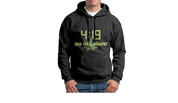 FDLB Men Honey Badger Has Attitude Hip Hop Vintage Hoodie Sweatshirt Black