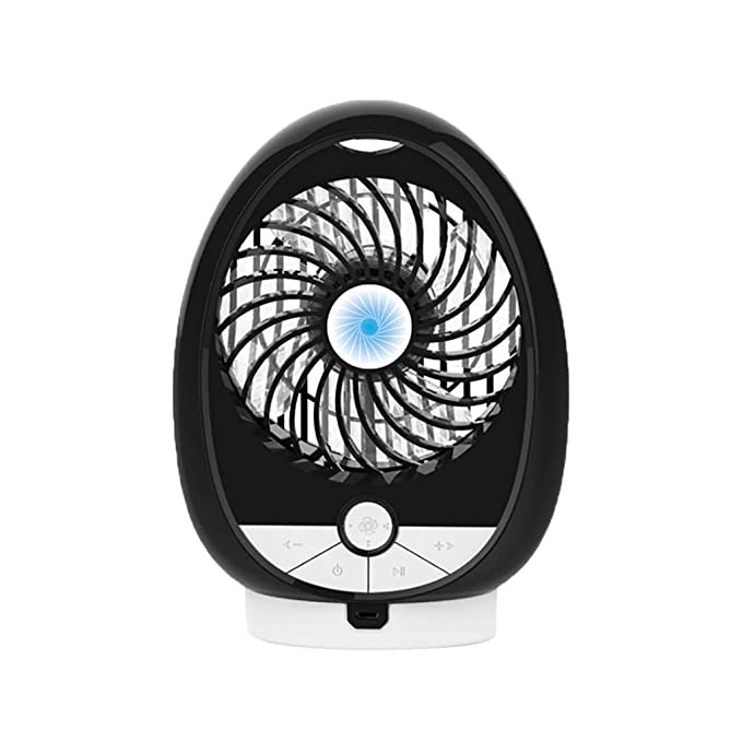 USB Gadgets Home & Garden Meidexian888 Mini Fan Blueteeth Speaker ...