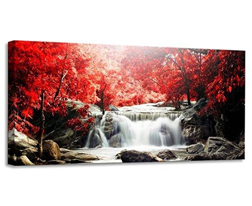 Red Garden Framed - 3