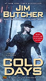 Cold Days (The Dresden Files, Book 14) by [Butcher, Jim]