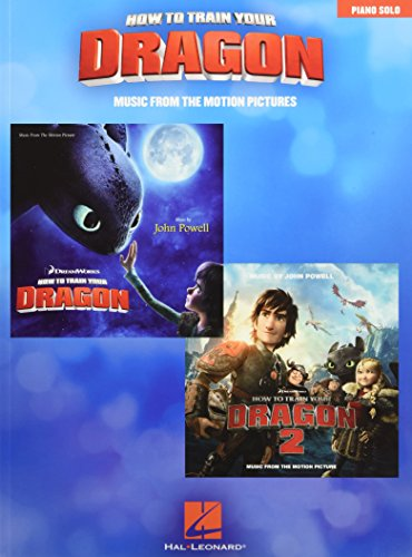 How to Train Your Dragon: Music from the Motion - Piano Home Sheet Music