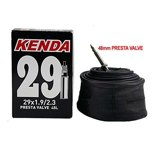 Kenda 29er Bicycle Tube - 700 x 47/58/ 29 x 1.9/2.3 (48mm Presta)