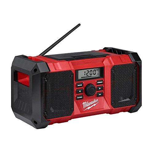 Milwaukee 2890-20 M18 Jobsite Radio - Milwaukee Job Site Radio