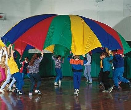 Amazon 20 Foot Diameter Parachute For Movement Activities