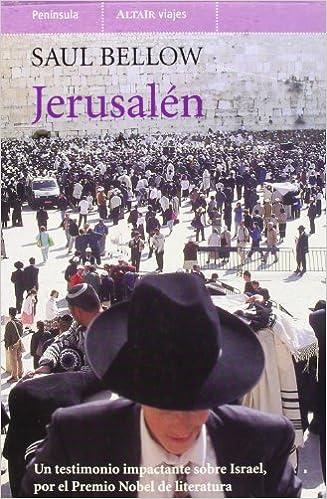 Jerusalén, ida y vuelta (Spanish Edition)