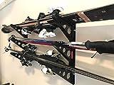 Ski Storage Rack | Horizontal Wall Rack