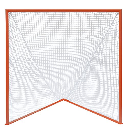 Champion Sports Collegiate Lacrosse Goals: 6x6 Feet Professional Mens & Womens Goal