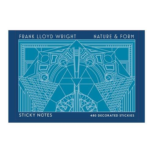Frank Lloyd Wright Nature & Form Sticky Notes ()
