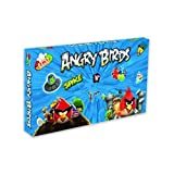 Kids Mandi Angry Birds Family Strategy Board Game - Deluxe Edition