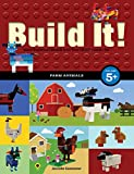 two cool cows - Build It! Farm Animals: Make Supercool Models with Your Favorite LEGO® Parts (Brick Books)