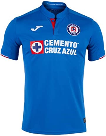 Joma Mens Cruz Azul Home Jersey 2018/19