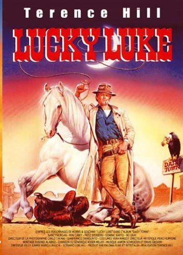 Lucky Luke : Le Film [Francia] [DVD]: Amazon.es: Terence Hill ...