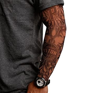 Nba tattoo sleeves images galleries for Tattoo sleeves amazon