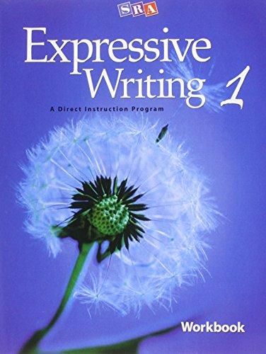 Expressive Writing 1: Workbook