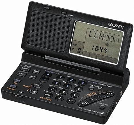 Amazon com: Sony ICF-SW100S AM/FM Shortwave World Band
