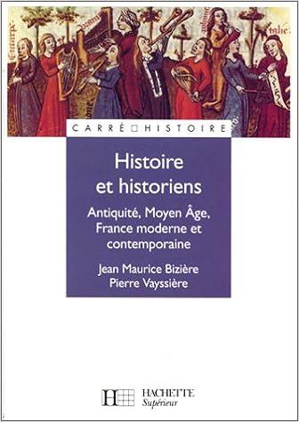 Livres Histoire et historiens pdf, epub ebook
