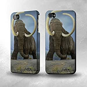 Apple iPhone 4 / 4S Case - The Best 3D Full Wrap iPhone Case - Mammoth