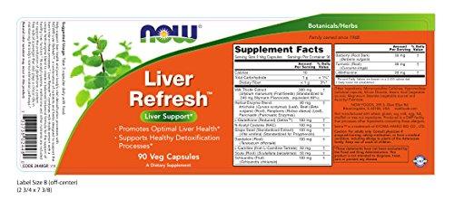 Best liver detoxifier & regenerator now 90 list