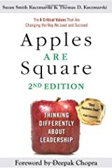 Apples Are Square: Thinking Differently About Leadership Hardcover