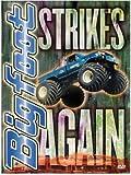 Bigfoot Strikes Again - Monster Truck Madness