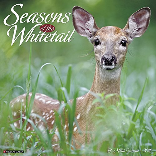 Seasons of the Whitetail 2018 Calendar -