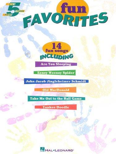 Fun Favorites (Hal Leonard Composer Bingo Game)