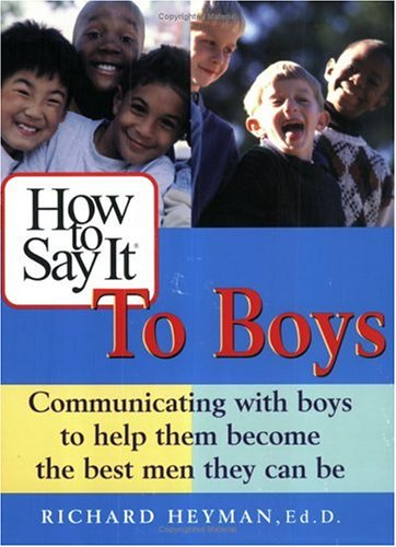 Read Online How To Say It (R) To Boys pdf