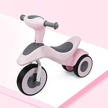 Car toy model Bicicleta de Equilibrio para bebés, Cochecito sin Ruedas, Andador de 3
