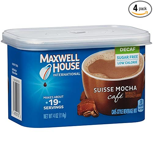 Top 7 Best Instant Decaf Coffee (Aug  2019)