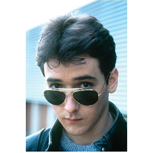 Boyishly handsome John Cusack wearing sunglasses in Better Off Dead 8 x 10 Inch color Photo (8 Crazy Sunglasses)